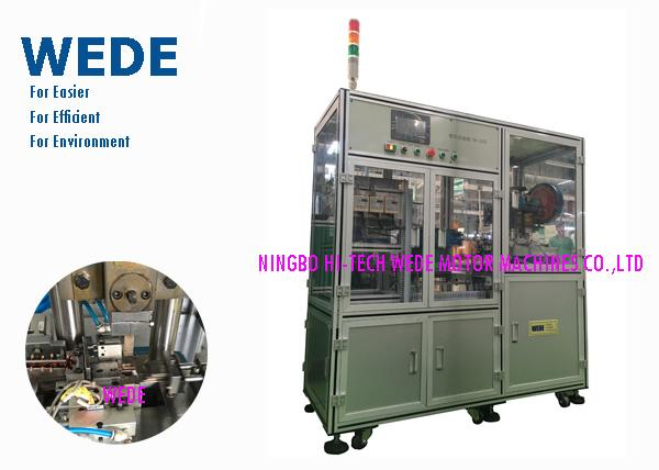 Minature Circuit Breaker Coil Winding Machine 40mm Wire Feeding Spindle