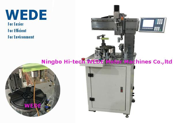 Professional Copper Coil Making Machine Machine For Induction Cookertop