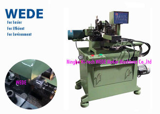 China Two Cutters Automatic Lathe Machine , Casted Rotor Turning Lathe Machine  supplier