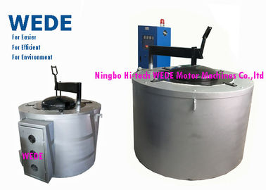 China Electric Resistance Rotor Die Casting Machine 380V WD - 1 - DEO Model supplier