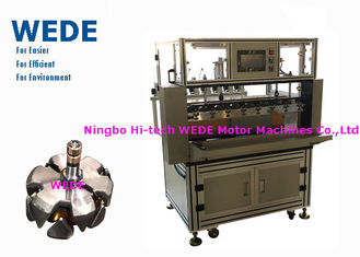China 0.12 - 0.4mm Wire Coiling Machine , Adjustable Armature Coil Winding Machine  supplier