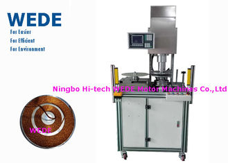 China Multi Rings Copper Coil Making Machine , Dense Copper Wire Making Machine  supplier