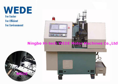 China CNC Lathe Rotor Turning Machine For Bicycle Single Or Multi Fly Wheel Parts supplier