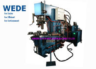 4 Rotary Stations Rotor Die Casting Machine Vertical Pressure For Rotor